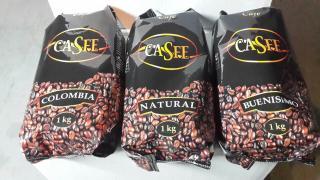 Casfe Supremo Касфе 100% арабика отборние зерна испания
