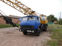 Crane MAZ 5434 1990
