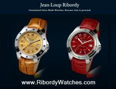 Custom Swiss made watches