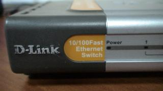 D-Link DES-1008D