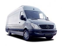 Disassembly Mercedes Sprinter