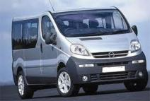 Disassembly Opel Vivaro
