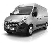 Disassembly Renault Master