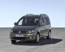 Disassembly Volkswagen Kadi
