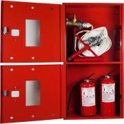 Fire cabinets (SP, SPC, SPO) and components