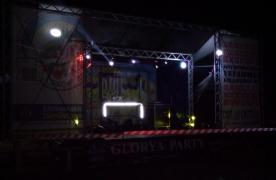 Hire a mobile stage in Western Ukraine
