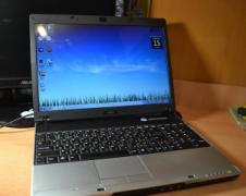 Лучшее предложение! Двухъядерный ноутбук MSI VR610 (как новый)