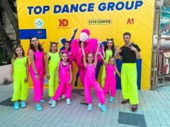 Odessa School-Studio of Dance DassTeam