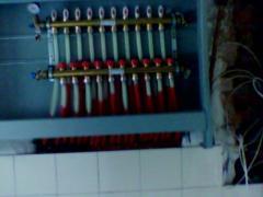 Отопление ( систем отоп ) Канализация Водопровод