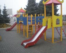 Playgrounds from the manufacturer Buryn district, Sumy oblast