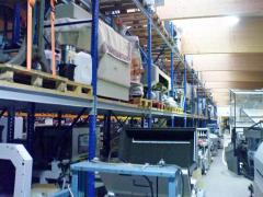 Польско - Украинская фирма поставля из Европы Б/У оборудования