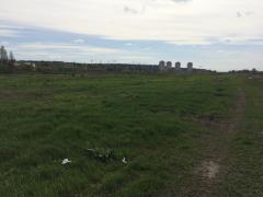 Продам недорого земельный участок 12 соток в г. Ирпень под строи