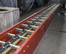 Scraper conveyor, scraper conveyor