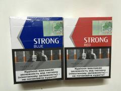 Сигареты Strong(25), Blue, Red, ROYAL compact оптом