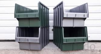 Стеллажи для метизов Харьков металлические складские стеллажи