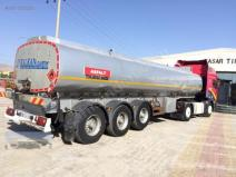 The bitumen carrier used, good condition