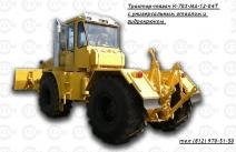 The truck tractor K-703-MA-12-T